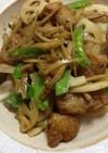 おからこんにゃくと根菜の照り味噌炒め