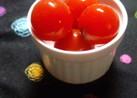 お弁当に☆ミニトマトのしょうゆ漬け