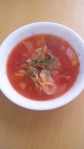 脂肪燃焼スープ!
