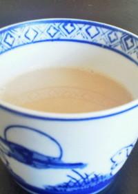 きれいなコーヒーエキスで甘酒オーレ
