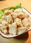 イタリアン風『鶏皮のハーブ揚げ』