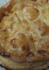 ★スイートポテトと柿、りんごのパイ★