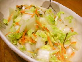 ✿塩麹で『吉〇家の白菜浅漬け』✿
