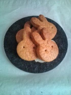 ホットケーキミックスで作る簡単クッキー☆