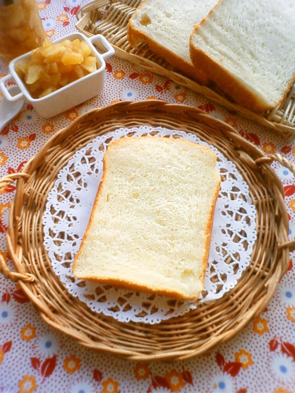 HB*アーモンドプードルINミルク食パン