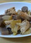 鶏肉と大根の煮物(ジンギスカンのたれ味)