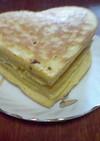 超フワフワ!びっくりホットケーキ
