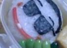 お弁当に☆タモリ