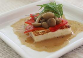 ベイクド豆腐