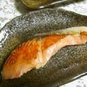 みりん仕上げでしっとり柔らかい✿焼き塩鮭