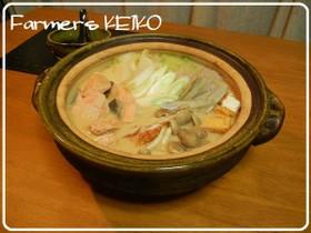 【農家のレシピ】酒かす鍋