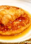 ふんわり✿豆腐ハンバーグ