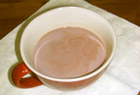 ♡激旨ホット豆乳♡ココア♡コーヒー風味♡