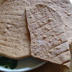 ○堅パン(薄力粉でのハードクッキー)●