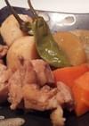 鶏肉と根菜のトロトロ煮物