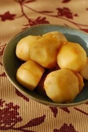 定番のおかず☆里芋の煮っころがしの写真