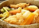 ■たっぷり白菜と油揚げの煮物■