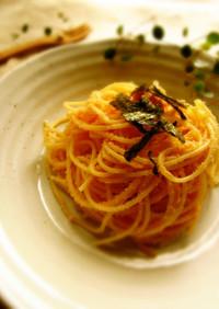 簡単♡たらこスパゲティ♡