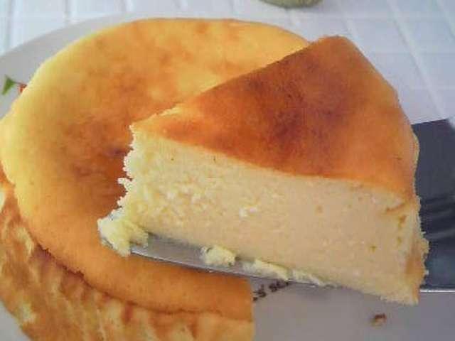 カッテージ チーズ ケーキ