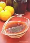 花柚子のポン酢
