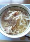 ベトナム風?!マルちゃん正麺   豚骨味