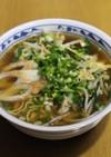 マルちゃん正麺de生姜風味醤油ラーメン