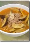 味噌ラーメン with ピリ辛肉茄子