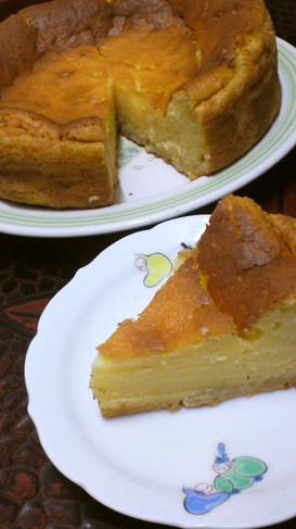切り餅革命★餅がもちもちふわもちケーキ!