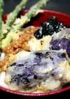 サクサク。私の【手作り天ぷら粉の配合】