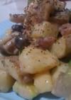 ボリューム◎!豆とポテトのおかずサラダ