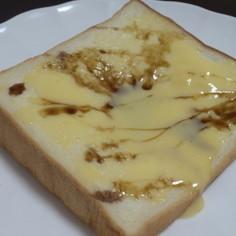 プリンでトースト☆