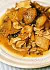 フライパンで簡単♡大根と豚バラの炒め煮