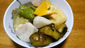 煮物シリーズⅡ~里芋と大根の煮物