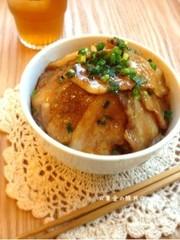 ☆黄金の豚丼☆の写真