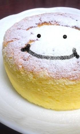 バレンタイン☆スフレチーズケーキ