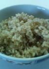 玄米ごはん 美味しい炊き方☆