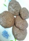 胡麻油で簡単ココアクッキー卵・牛乳不使用