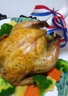 うま~鶏1羽ローストチキン♪