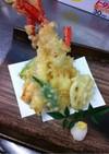 お母さんチョット‼ずわい蟹天ぷら