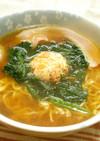 マルちゃん正麺で「洋風道産子醤油麺」