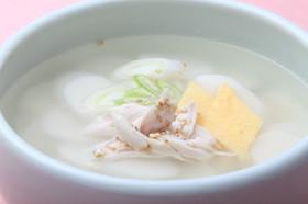 トック*韓国風雑煮