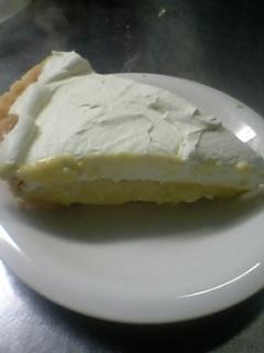 ココナッツクリーム・パイ