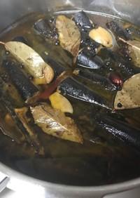 さんまオイル煮(オイルサーディン秋刀魚バージョン)