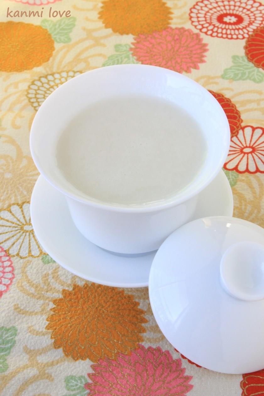 ヨーグルトメーカー使用で簡単★甘麹=甘酒