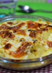 トルコの家庭料理☆カリフラワーのグラタン