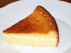私でも出来た、簡単チーズケーキ♪
