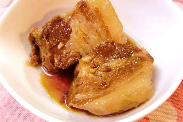 人気 レシピ クックパッド 豚 角 の 煮