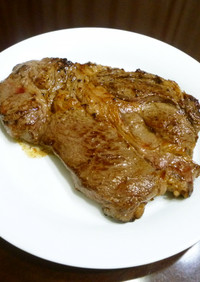 牛ロース~ブロックカットステーキ