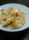 リメイク★塩焼き鯛の残りで炊き込みご飯