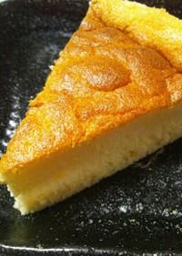覚え書き*カッテージチーズでチーズケーキ